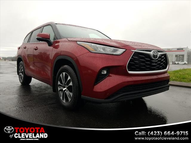 2020 Toyota Highlander XLE McDonald TN