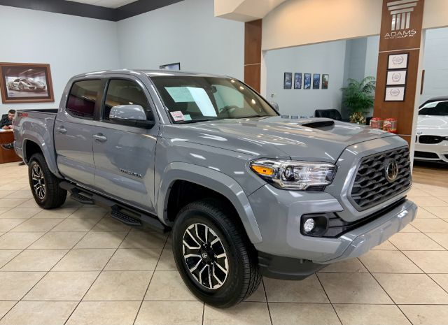 2020 Toyota Tacoma 4WD TRD SPORT, Double Cab Long Bed V6 6AT Charlotte NC