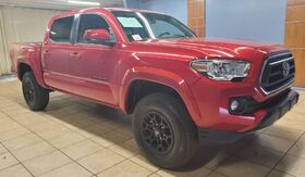 2020_Toyota_Tacoma_SR5 Double Cab Long Bed V6 6AT 2WD_ Charlotte NC