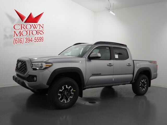 Crown Motors Holland Mi >> Vehicle details - 2020 Toyota Tacoma at Crown Motors Toyota Holland - Crown Motors