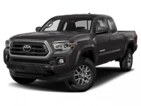 2020 Toyota Tacoma Truck SR Access Cab 6' Bed I4 AT Pickup