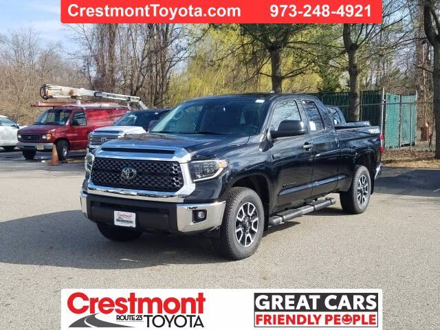 2020 Toyota Tundra Truck SR5 Double Cab 6.5' Bed 5.7L Pickup