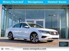 2020_Volkswagen_Passat_2.0T SEL_ Kansas City KS