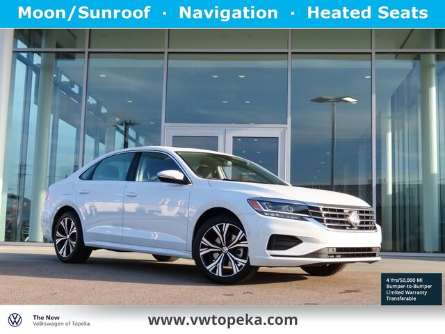 2020 Volkswagen Passat 2.0T SEL Kansas City KS