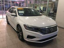2020_Volkswagen_Passat_SEL_ Charlotte NC