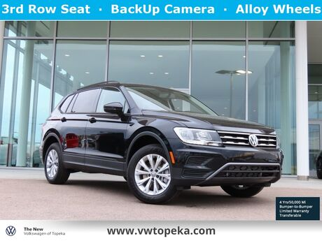 2020 Volkswagen Tiguan 2.0T S Kansas City KS