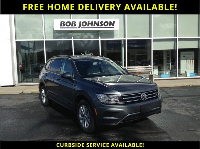 2020 Volkswagen Tiguan 2.0T S Watertown NY