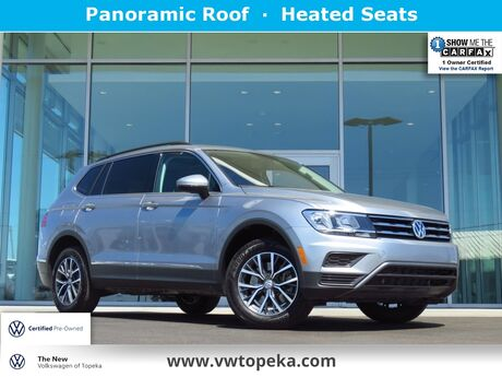 2020 Volkswagen Tiguan 2.0T SE Kansas City KS