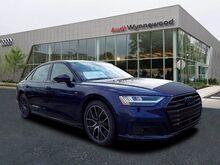 2021_Audi_A8_4.0_ Philadelphia PA