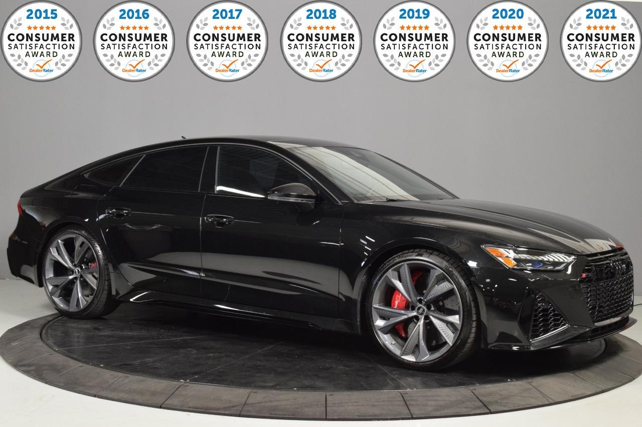 2021 Audi RS 7  Glendale Heights IL