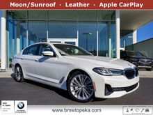 2021_BMW_5 Series_530i xDrive_ Kansas City KS