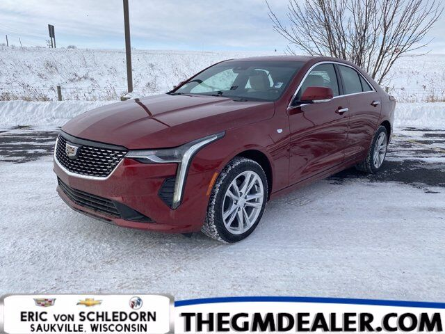 2021 Cadillac CT4 Luxury AWD Milwaukee WI