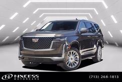 2021_Cadillac_Escalade_Premium 4x4 Panorama Roof Warranty._ Houston TX