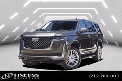 Cadillac Escalade Premium 4x4 Panorama Roof Warranty. 2021