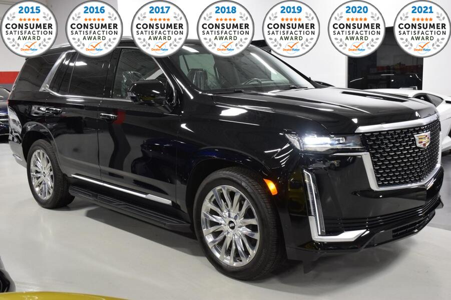 2021_Cadillac_Escalade_Premium Luxury_ Glendale Heights IL