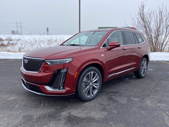 2021 Cadillac XT6 Premium Luxury Milwaukee WI
