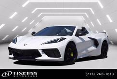 2021_Chevrolet_Corvette Convertible_3LT Loaded Z51 Package_ Houston TX