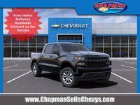 Chevrolet Silverado 1500 Custom 2021