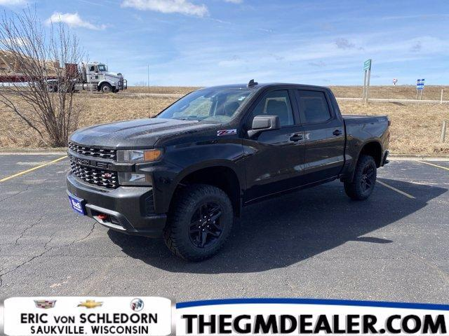 2021 Chevrolet Silverado 1500 Custom Trail Boss Milwaukee WI
