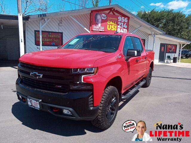 2021 Chevrolet Silverado 1500 LT Trail Boss Harlingen TX