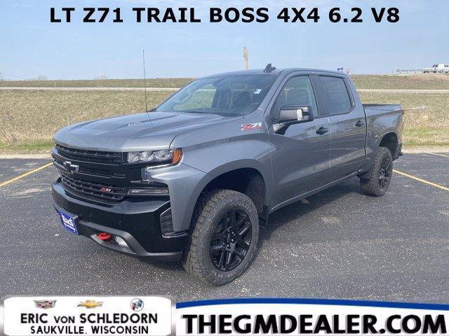 2021 Chevrolet Silverado 1500 LT Trail Boss Milwaukee WI