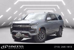 2021_Chevrolet_Suburban_Z71 4X4 Captain Chairs and Running Boards!_ Houston TX