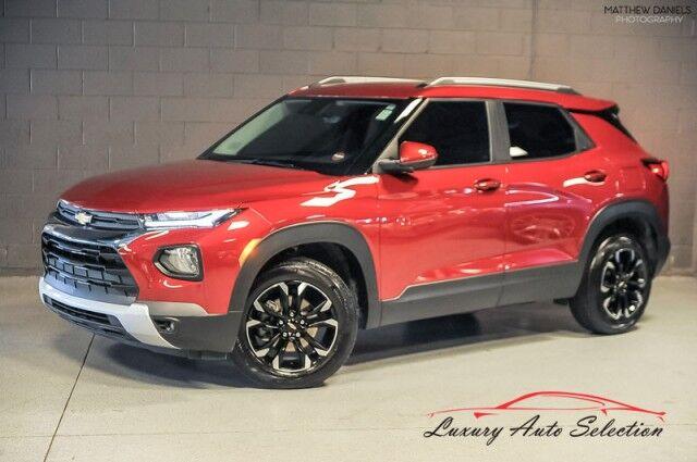 2021_Chevrolet_Trailblazer LT AWD_4dr SUV_ Chicago IL