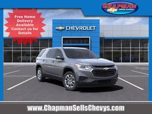 2021_Chevrolet_Traverse_LS_  PA