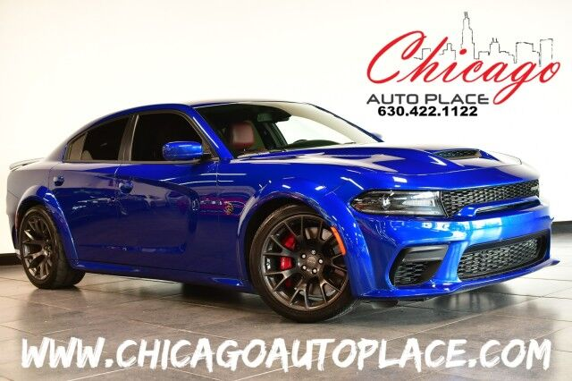 2021 Dodge Charger SRT Hellcat Redeye Widebody - 6.2L V8 SUPERCHARGED HO ENGINE BACKUP CAMERA RED LEATHER HEATED/VENTED SEATS HEATED STEERING WHEEL KEYLESS GO ALPINE AUDIO Bensenville IL