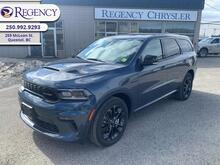 2021_Dodge_Durango_R/T  - Leather Seats -  Cooled Seats_ Quesnel BC
