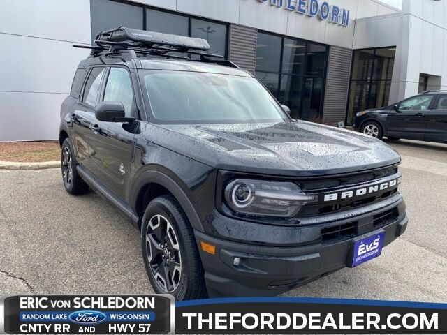 2021 Ford Bronco Sport Outer Banks Milwaukee WI