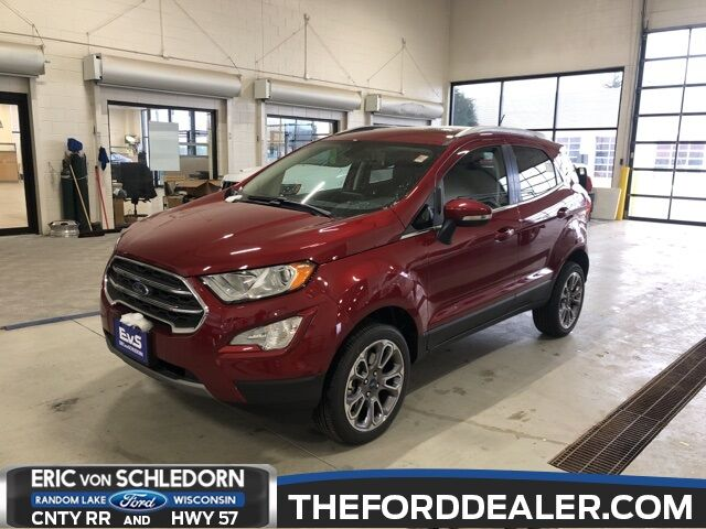 2021 Ford EcoSport Titanium Milwaukee WI