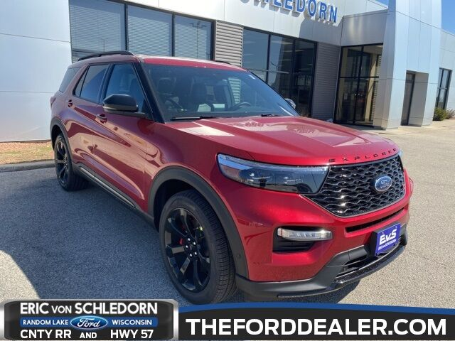 2021 Ford Explorer ST Milwaukee WI