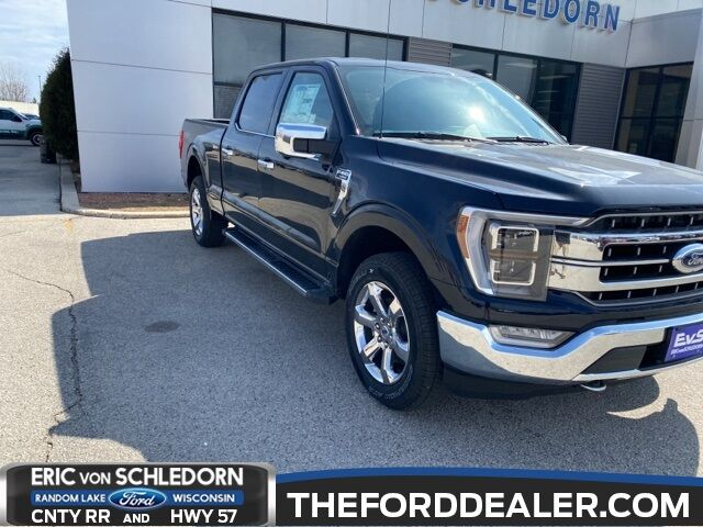 2021 Ford F-150 Lariat Milwaukee WI