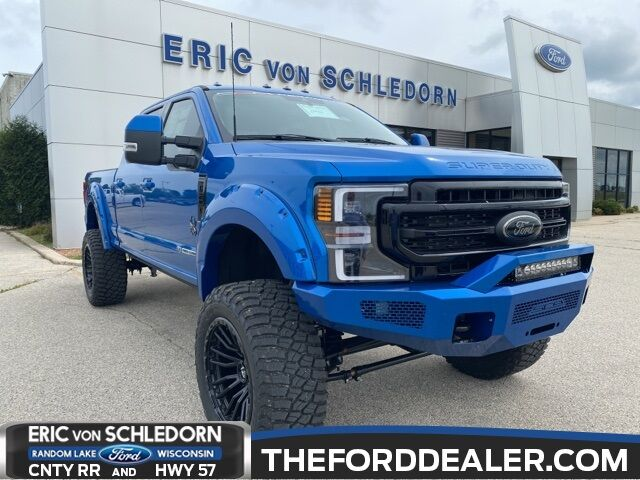 2021 Ford F-250SD Lariat Milwaukee WI