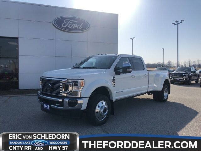 2021 Ford F-450SD King Ranch Milwaukee WI