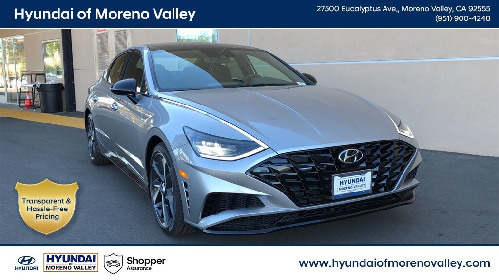 2021 Hyundai Sonata SEL Plus Moreno Valley CA