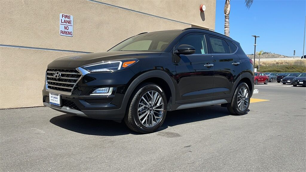2021 Hyundai Tucson Ultimate Moreno Valley CA