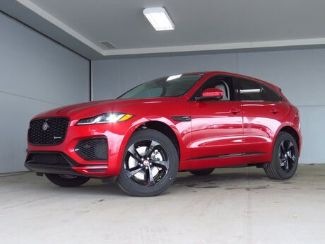 2021 Jaguar F-PACE S Kansas City KS