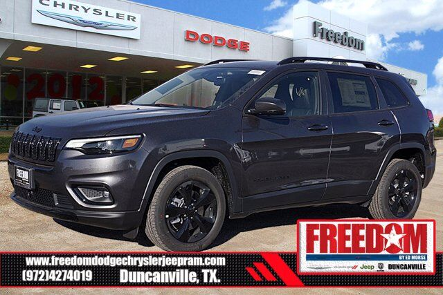 2021 Jeep Cherokee ALTITUDE FWD Duncanville TX