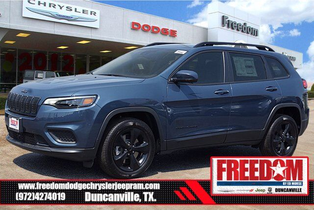 2021 Jeep Cherokee FREEDOM FWD Duncanville TX