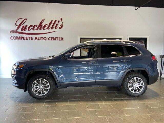 2021 Jeep Cherokee Latitude Lux Marshfield MA