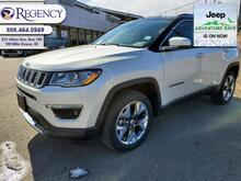 2021_Jeep_Compass_Limited  - Leather Seats -  Navigation - $227 B/W_ 100 Mile House BC