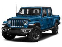 Jeep Gladiator Overland 2021