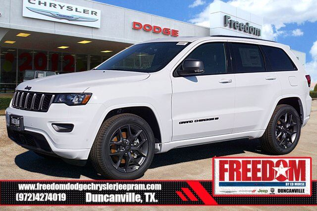 2021 Jeep Grand Cherokee 80TH ANNIVERSARY 4X2 Duncanville TX