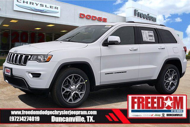 2021 Jeep Grand Cherokee LIMITED 4X2 Duncanville TX
