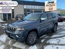 2021_Jeep_Grand Cherokee_Limited  - Leather Seats_ Quesnel BC