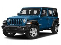 Jeep Wrangler Unlimited Willys 2021