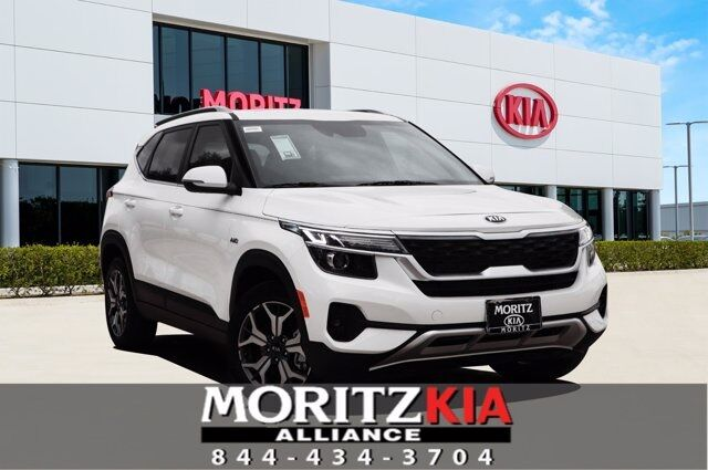 2021 Kia Seltos EX Fort Worth TX