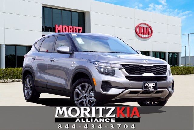 2021 Kia Seltos LX Fort Worth TX